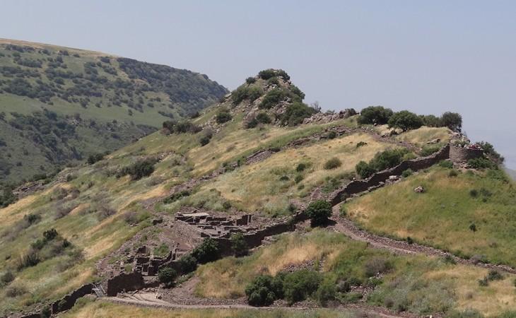 שמורת הטבע גמלא – כשטבע והיסטוריה נפגשים