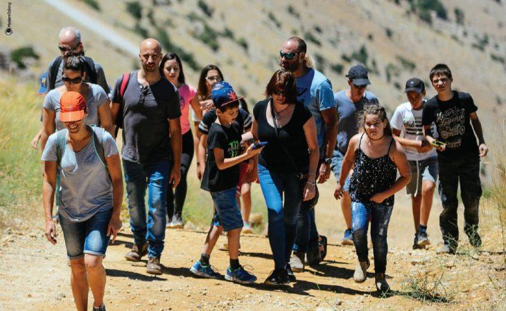 חוגגים עצמאות באתר החרמון   9-11.5.19