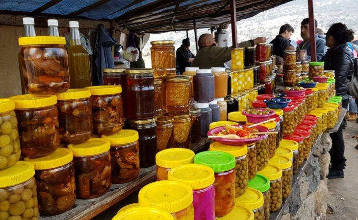 סיורי חורף טעים בצפון הגולן