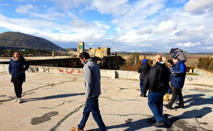 חשיפה לצפון: טיול באזור עין זיוון | כתבה באתר YNET חופש
